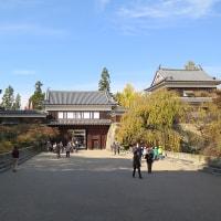 上田城跡公園(私の上田旅行記 5(終))