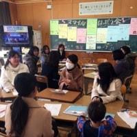 28年度 2/21 学級懇談会~2年生~