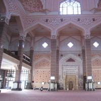 プトラジャヤ・PUTRA JAYA・モスク・マレーシア・Malaysia