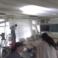 「タフロック」のプロモーションビデオ撮影が箕面市内で行われました!