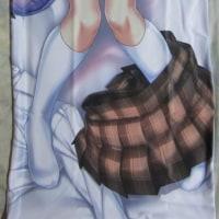 「アマカノ ~Second Season~」 恥ずかしくても想いはひとつもじもじ雪静の抱き枕カバー