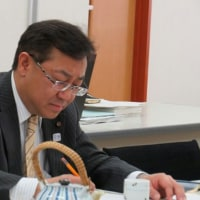 平成29年熱海市議会2月定例会の議会運営委員会。