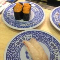 くら寿司 831円でした /5月前半の写真メモ