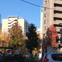 博多駅前 陥没の所