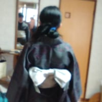 日本人ならひとりで着物を