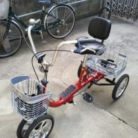 クークル S/M(4輪自転車)