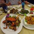 【香港】家族を連れて夕食へ