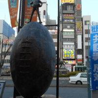 熊谷駅で「共謀罪法案の反対」のビラ配布