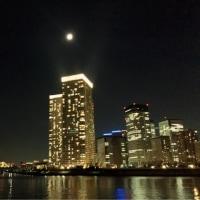 都内イルミネーションラン〜月島・豊洲・お台場〜