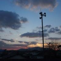 朝の空・・・11/28