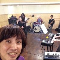 久々にスタジオ!・4/15(土)あおい♡ありす、得能大輔合同バースデーライブイベント!でサポートを!/スイーツ名人ピロさん