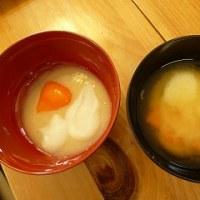 調理実習「お雑煮」