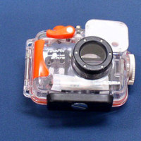 デジカメ防水プロテクタ