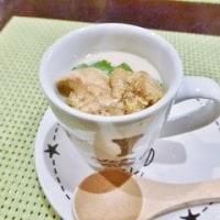 和食と洋食のコラボ