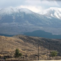 阿蘇山はすごい