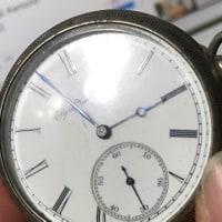 久々あの人登場と、時計の針の話とか