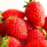イチゴは旬の冬に食べるともっと美味しい