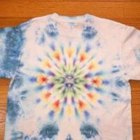 夏と言えばTシャツ!何枚か染めました!
