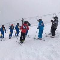 大雪の中の検定会(*_*)