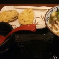 久々・・丸亀製麺~
