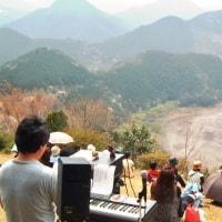 『熊野本宮 七越峯』  伝説の、天上からの弾き降ろし。 YASUNOBU MATSUO Plays Synthesizer