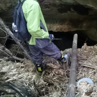 洞窟探検3、4日目
