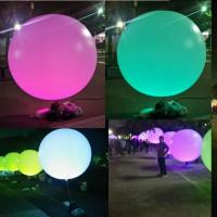 浮遊する、呼応する球体 – 不忍池・・上野恩賜公園