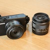 Canon EOS-M10 を買いました。