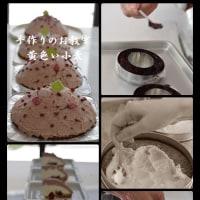 6月17日Cake&Desertクラス