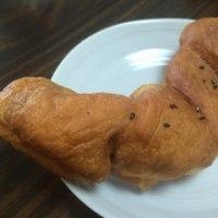 [ミスタードーナツ]岩塩とバター風味が、ほろじょっぱい!「塩ドーナツ 北海道あずき」