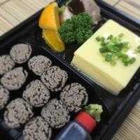6月28日の配食サービスお弁当