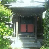 三鷹市牟礼の御嶽神社