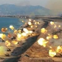 北朝鮮の子供じみた軍事演習!そして・・・