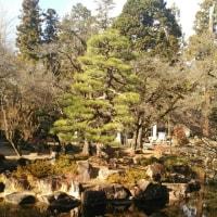 お茶しに恵林寺