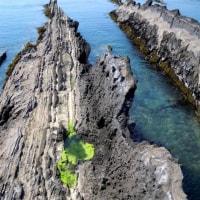 海の岩:22