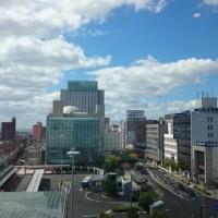 松江駅前広場