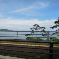 奥羽口福島から、松島へ出張る!