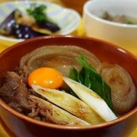 シンプルすき焼き☆牛肉と玉ねぎのすき焼き風☆