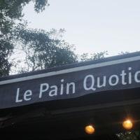 東京で「Le Pain Quotidien」に再会!