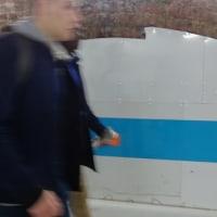 忘れたころに突然登場、ロンドンの重箱の隅…2か月前の撮影ですが