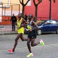 2016 バレンシア・ハーフマラソン その4(男子結果)