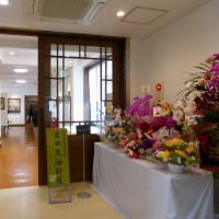 絵画展→公民館まつり