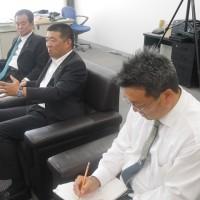 筑波大生と選挙について対談しました。