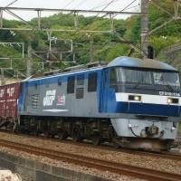 2017年4月24日  東海道貨物線  東戸塚  EF210-114 1155レ
