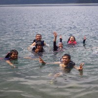 本栖湖×2