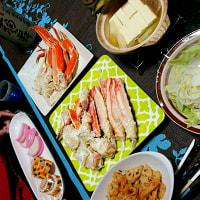 本日は蟹祭り~❕💃