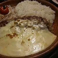 元気レストラン・チーズフォンデバーグディッシュ