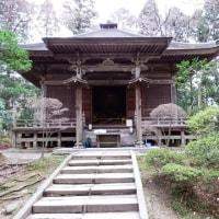 峯薬師堂(平泉仏国土)