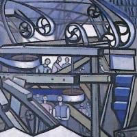 楽書き雑記「いずれ『洋画』は『死語』に?=愛知県美術館の『日本で洋画、どこまで洋画?」展を見て」