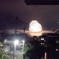 夏到来-梅雨前の風物詩①「逗子の花火」